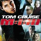 M:I:III Mission Impossible DVD Tom Cruise