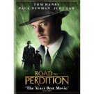 Road to Perdition DVD Tom Hanks Paul Newman Jude Law