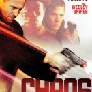 Chaos DVD Jason Statham Ryan Phillippe Wesley Snipes