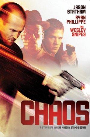 Chaos DVD Jason Statham Ryan Phillippe Wesley Snipes