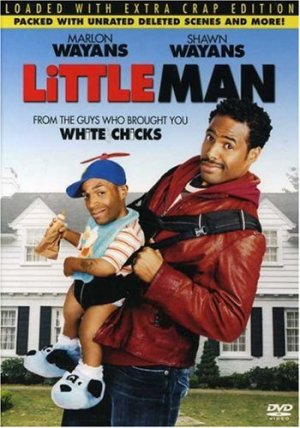 Little Man DVD Marlon and Shawn Wayans