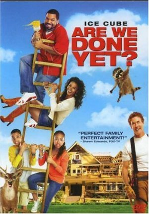Are We Done Yet? DVD Ice Cube Nia Long Aleisha Allen John McGinley