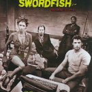 Swordfish DVD John Travolta Hugh Jackman Halle Berry Don Cheadle