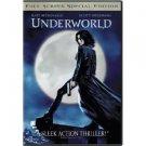 Underworld DVD Kate Beckinsale Scott Speedman Special Edition