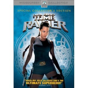 Lara Croft Tomb Raider DVD Special Collector's Edition Angelina Jolie