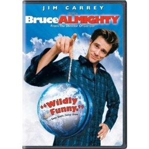 Bruce Almighty DVD Jim Carrey