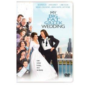My Big Fat Greek Wedding DVD Nia Vardalos John Corbett Joey Fatone