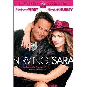 Serving Sara DVD Matthew Perry Elizabeth Hurley