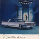 Vintage 1962 Jewels by Harry Winston Cadillac de Ville Car AD