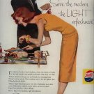 Vintage 1956 Social Event pepsi Cola AD