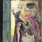 New Yorker Magazine COVER only 11 21 42 Theater Backstage PB
