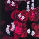 1993 Harry Winston Jewelers Diamond Jewels Red Roses AD