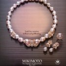 1984 Mikimoto Cultured Pearl Jewelry AD