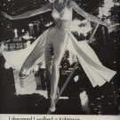 Vintage 1961 I dreamed I walked a tightrope Maidenform Bra AD