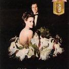 Vintage 1975 White Shoulders Perfume Evyan Perfumes AD