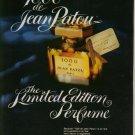 Vintage 1976 1000 de Jean Patou Limited Edition Perfume AD