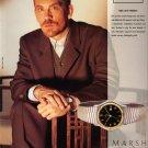 1993 John Malkovich Ebel Watch Marsh AD