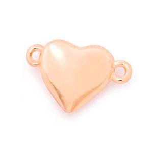Jill MacKay Magnetic Heart Shaped Clasp ~ 14K Yellow Gold Plated ~ For Necklaces and Bracelets