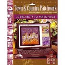 Town & Country Patchwork Stand-Alone Quilt Design Software~Includes Instructions for Paper Piecing