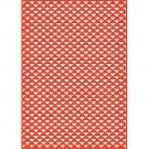Love Triangles, Teresa Collins, Embossing Folder, for Letter +A4 size ~ eBosser, Cut 'n' Boss