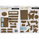 Teresa Collins 25 piece Memory Collection Steel Die Set - Craftwell eBosser, Cut'n'Boss + others