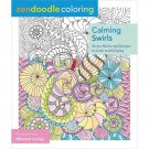 Zendoodle Coloring Calming Swirls, Youth to Adult Coloring Book. Great Stress Relief! Free Shipping!