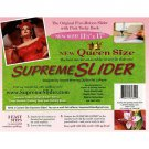 "Supreme Slider, 11 1/2"" x 17"" Queen Size Free-Motion Machine Quilting Teflon Mat ~Slide Effortlessly"