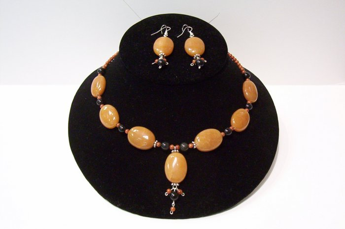 Gemstone Jewelry Set -1000