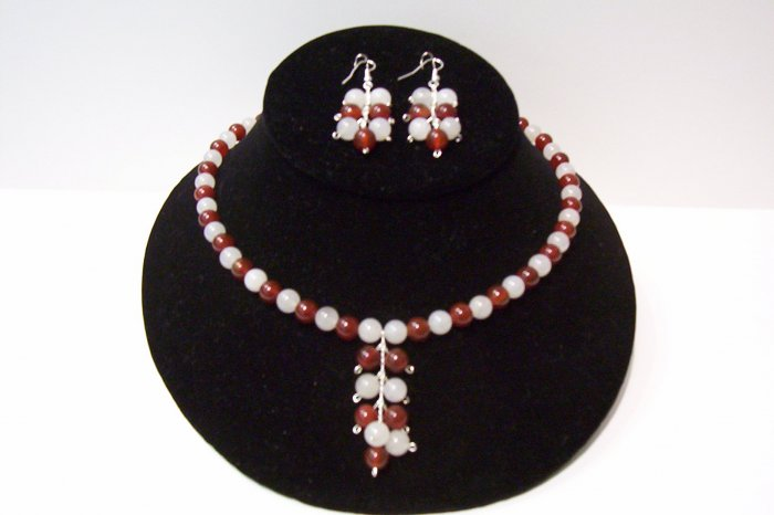 Gemstone Jewelry Set - 1002