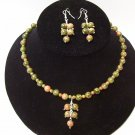 Gemstone Jewelry Set-1005