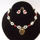 Gemstone Jewelry Set - 1007