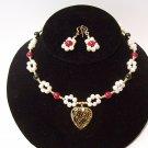 Gemstone Jewelry Set - 1007
