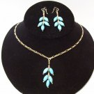 Gemstone Jewelry Set - 1012