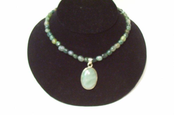Gemstone Jewelry Set-1016