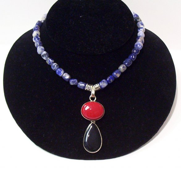 Gemstone Jewelry Set -  1018