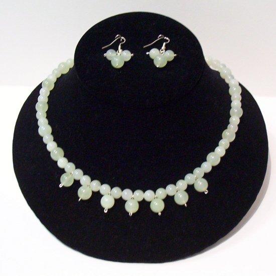 Gemstone Jewelry Set - 1022