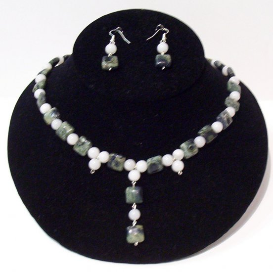Gemstone Jewelry Set - 1024