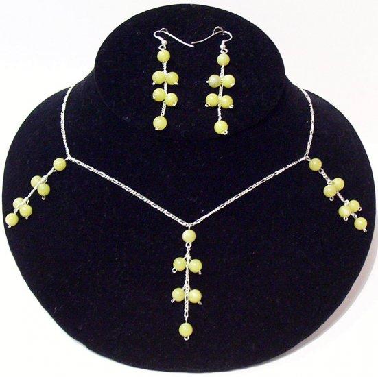 Gemstone Jewelry Set - 1025