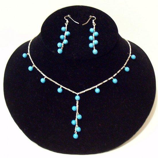 Gemstone Jewelry Set - 1027