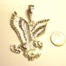 Sterling Silver Mens Eagle