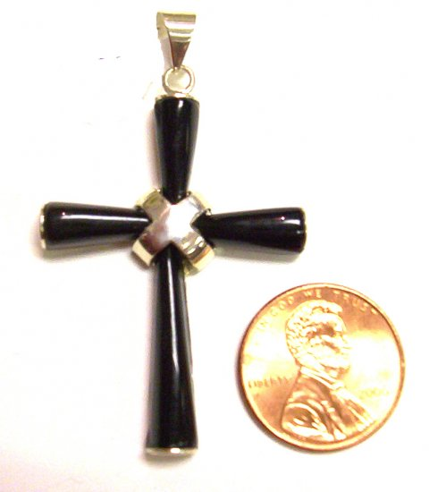 Sterling Silver Women Pendant Cross