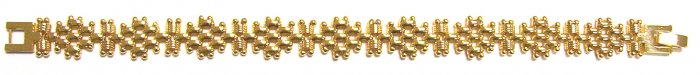 Gold Filled Women's Bracelet - Link