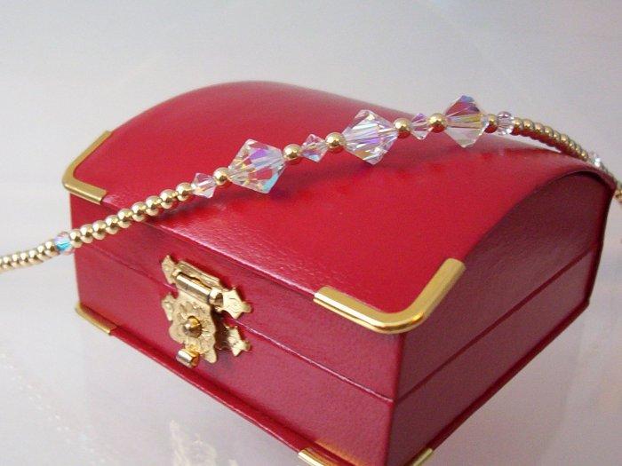 Large Bracelet- GF Beaded