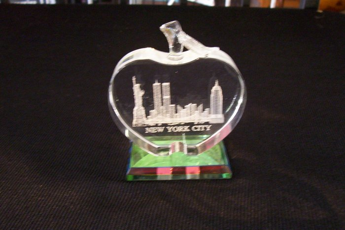 Crystal- New York City Apple