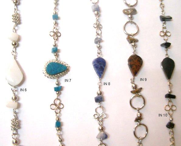 Incan Gemstone Bracelet 2 FREE SHIPPING