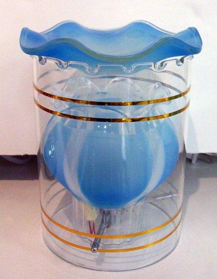 Electric Glass Oil Burner