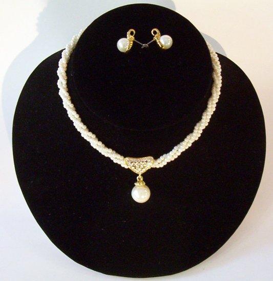 Bridal Fashion Jewelry Set- FREE SHIPPING