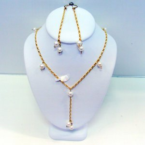 Gemstone Jewelry Set -  1033