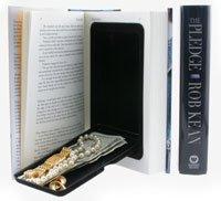 Safe Built into a Book