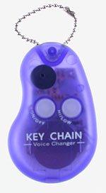 Keychain Voice Changer